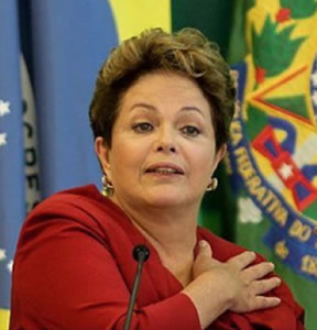 dilma a