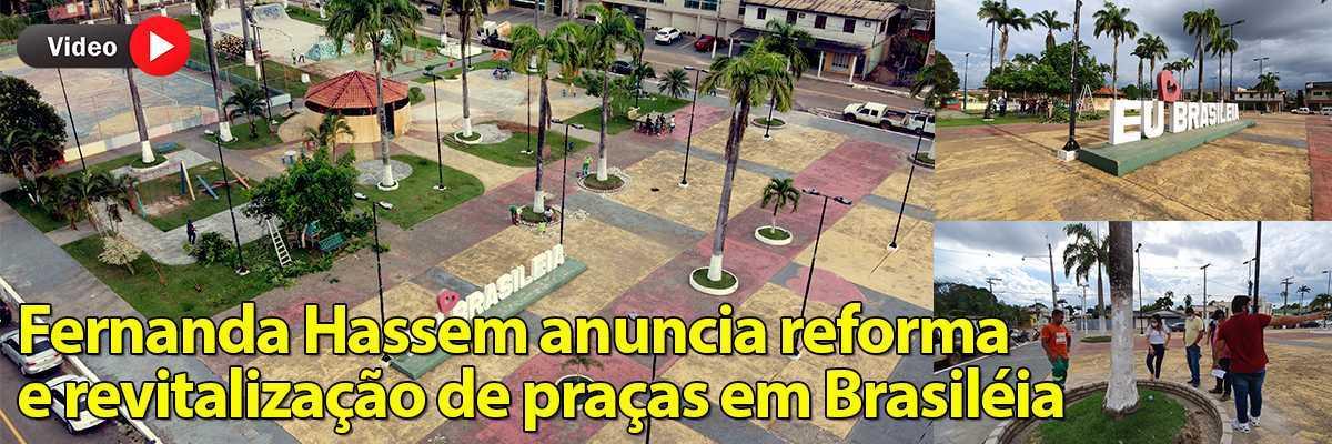 BRASILEIA PRACAS
