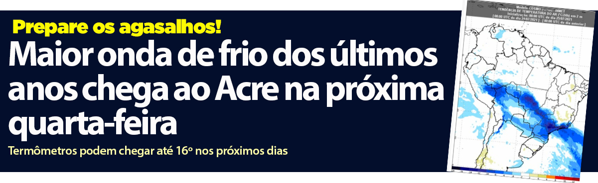 FRIO CHEGANDO